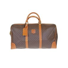 Celine - Macadam Boston 50 Travel Bag *No Minimum Price*