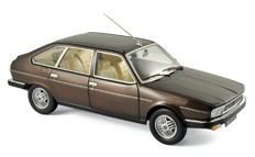Norev - Scale 1/18 - Renault 30 TX 1981  - Metallic bronze brown