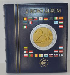 Greece/Ireland/Italy/Monaco -  Special and regular 2 euro coins 2004/2016 (32 pieces)