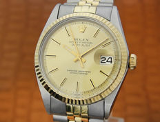 Rolex - Datejust  - 1601 - Masculin - 1970-1979