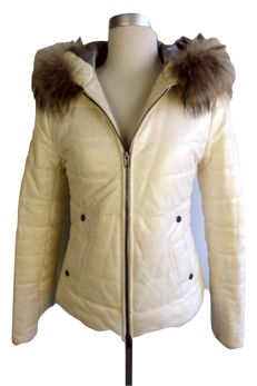 Ventcouvert - tailored coat - jacket - with hood - marmot fur collar