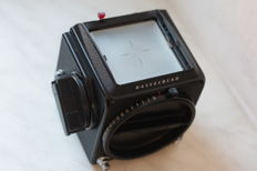 6x6 camera body HASSELBLAD 2000 FC - focal shutter