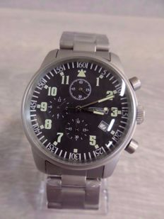 Castrol Racing - Limited Edition -  Chronograph Men's Wristwatch - 2012