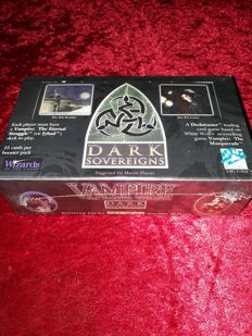 Vampire: the Eternal Struggle Sealed boosterbox