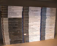 Collection / Lot of 75 Playstation 2 games - Sonic, Harry Potter, Gran turismo and more great titles!