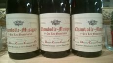 "2014 Chambolle Musigny 1er cru ""Les Feusselottes"" Christian Confuron - 3 bottles (75cl)"
