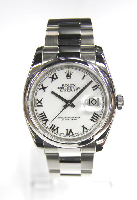 Rolex - Datejust - 116200 - Heren - 2000-2010