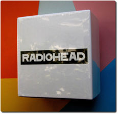 RADIOHEAD, Limited Edition 7 CD Album Box Set (SEALED)