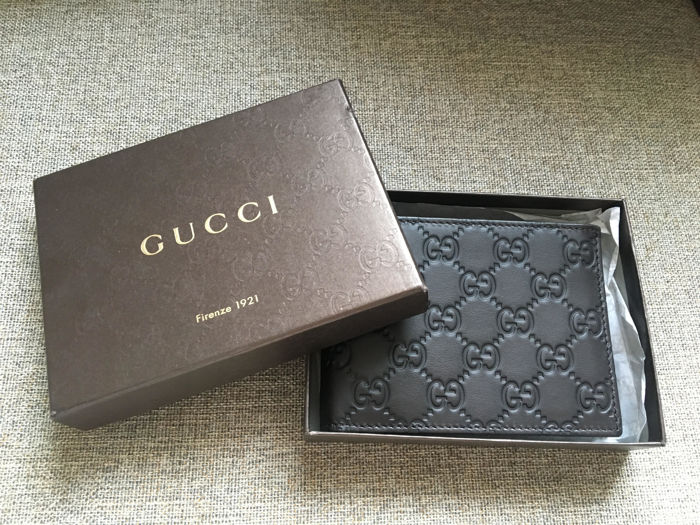 Gucci - Guccissima wallet with ID window - Catawiki 72853e0d3e39