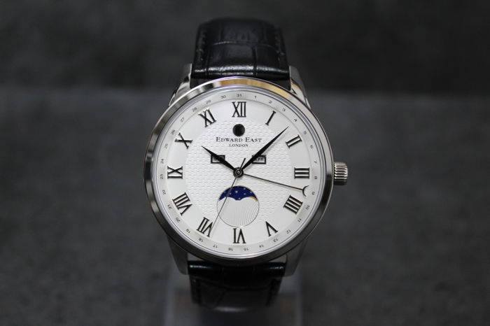 Edward East men's watch with moon phase - 2011-today