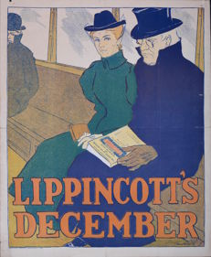 Joseph Gould - Lippincott's December - 1896