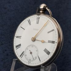 Archibald Haswell - London - Men´s pocket watch - Fusee - 1851