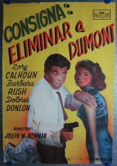 Consigna: eliminar a Dumont (Flight to Hong Kong) - c. 1950