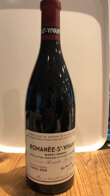 2009 Domaine de la Romanee-Conti Romanee-Saint-Vivant Grand Cru - 1 bottle (75cl)