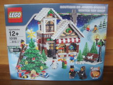 Winter Village - 10199 - Toy Shop