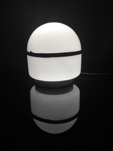 Unknown designer - Table lamp in Murano glass