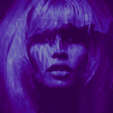 Felix von Altersheim - Brigitte Bardot -ULTRA VIOLETT - Love Pop Art