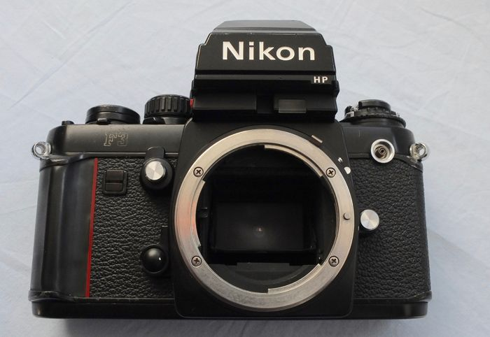 nikon f3 with hp viewfinder catawiki