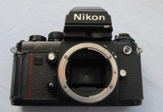 Nikon F3 with HP viewfinder