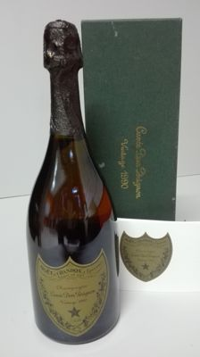 1990 Dom Perignon Vintage – 1 bottle (75cl) in original box with papers