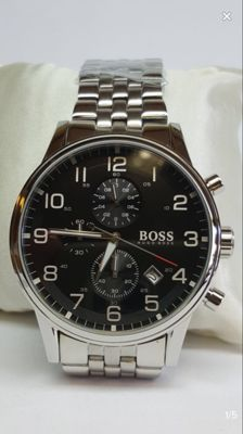 Hugo Boss Aeroliner 1512446 - Men's wristwatch - No reserve price