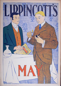 Joseph Gould - Lippincott's May - 1896
