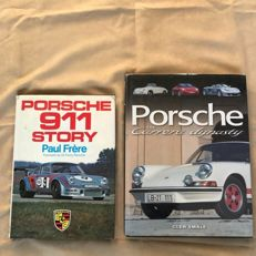 911, Two Special Porsche books