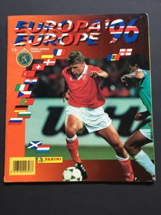 Panini - Euro 1996 England - Dutch version - Complete album
