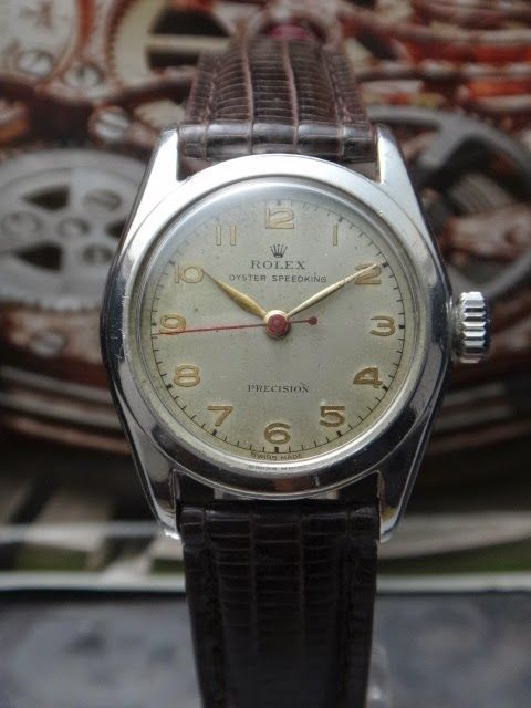 1950 Rolex - Oyster Speedking Precision - 6066- Unisex Watch