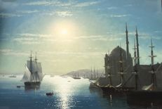 Vitalii Karpenko (1963) - Day of the arrival at port