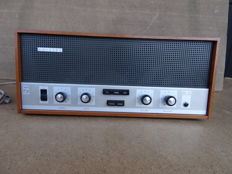 RARE Philips AG 9018 Stereo HIFI Tube Amplifier from 1964