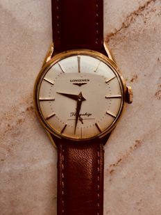 Longines - flagship - no 201-348 - Uomo - 1950-1959