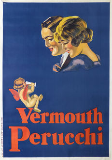 Anonymous - Vermouth Perucchi - c. 1920