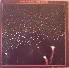 Lot of 10 rock LP albums incl Bob Dylan, the Band, .The Mark Almond Band, John Mayall With Peter Green, Eric Clapton and More