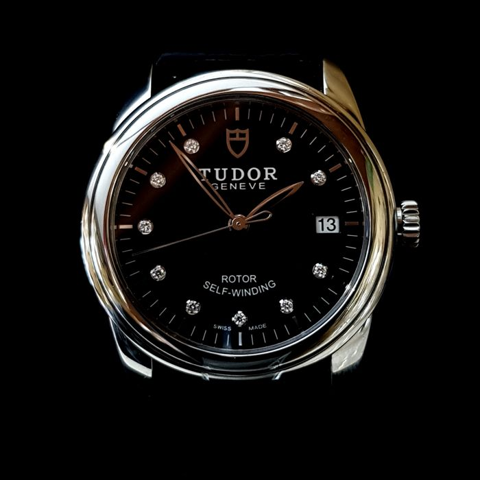 Rolex tudor geneve unisex wrist watch unisex 2011 present catawiki for Tudor geneve watches