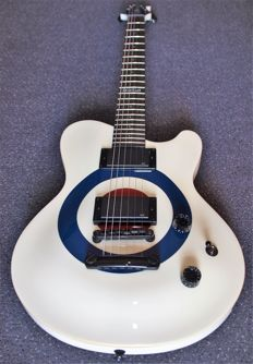 New Indie Target The Mod, telecaster model with humbuckers