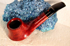 "PIMPERNEL 53 ""RED"" - walnut briar pipe"