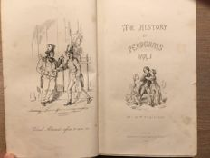 William Makepeace Thackeray - The History of Pendennis - 2 volumes - 1849/1850
