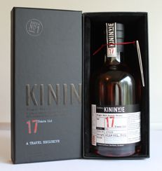 Kininvie 1996  - Batch No 1  - 17 years old - Travel retail