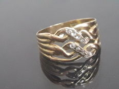 Vintage gold ring from the 19th century **NO RESERVE PRICE**