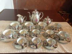 P.  R. Bavaria, tea/coffee set, 20th Century
