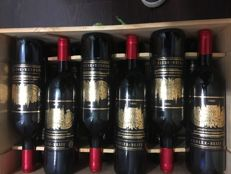 1990 Chateau Palmer, Margaux - 12 bottles (75cl) in owc