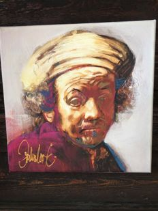 Peter Donkersloot - Rembrandt