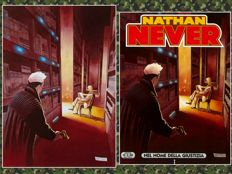 De Angelis, Roberto - original cover for Nathan Never no. 176 (2006)