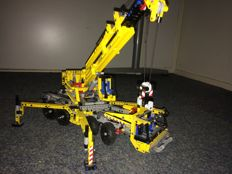 Lego Technic - 8053 - mobile crane