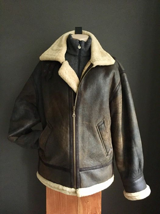 Rednick - Aviator jacket