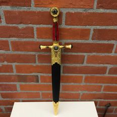 Freemasons sword