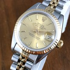 Rolex Oyster Perpetual Datejust Ref. 69173 - For ladies, 1992