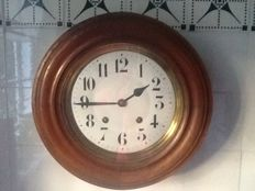 Antique French School clock - approx. 1880