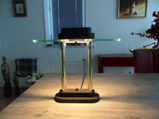 SMC Holland, design bureau-/table lamp Memphis/Boxford style